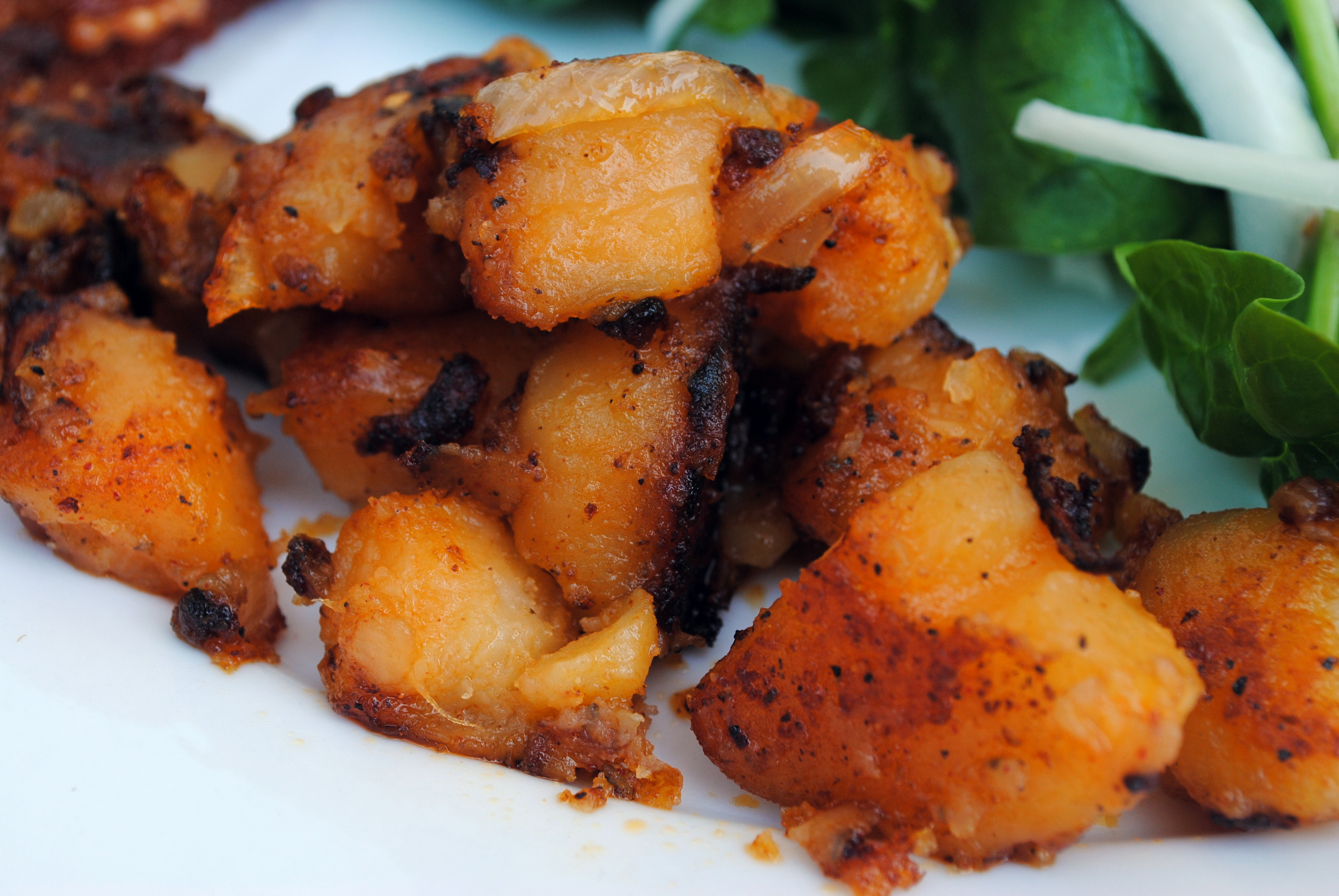Home Fries (serves 4 – add 1 potato for every 2 people)