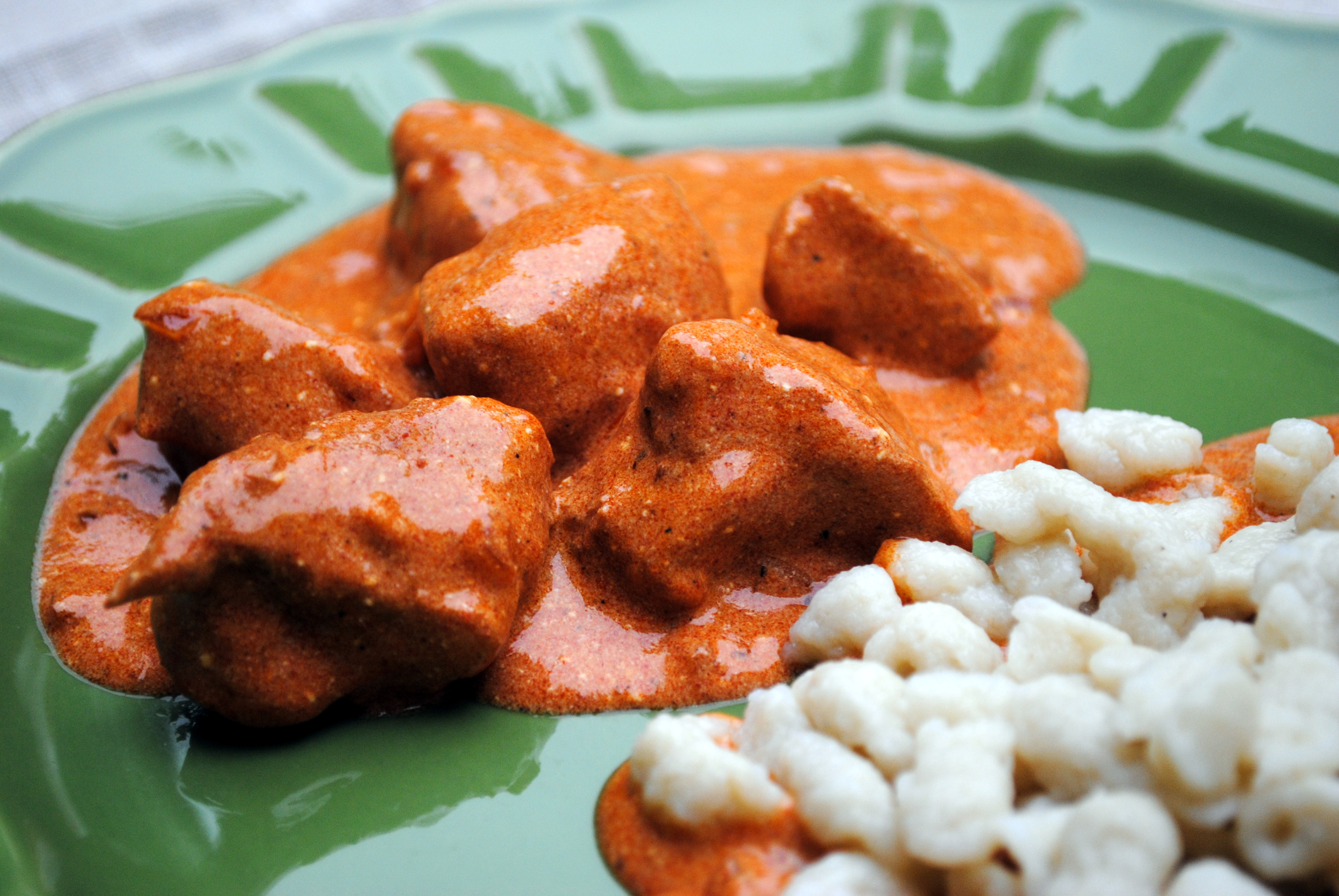 Paprikás Csirke or Chicken Paprikash (Gluten Free) | Clare ...
