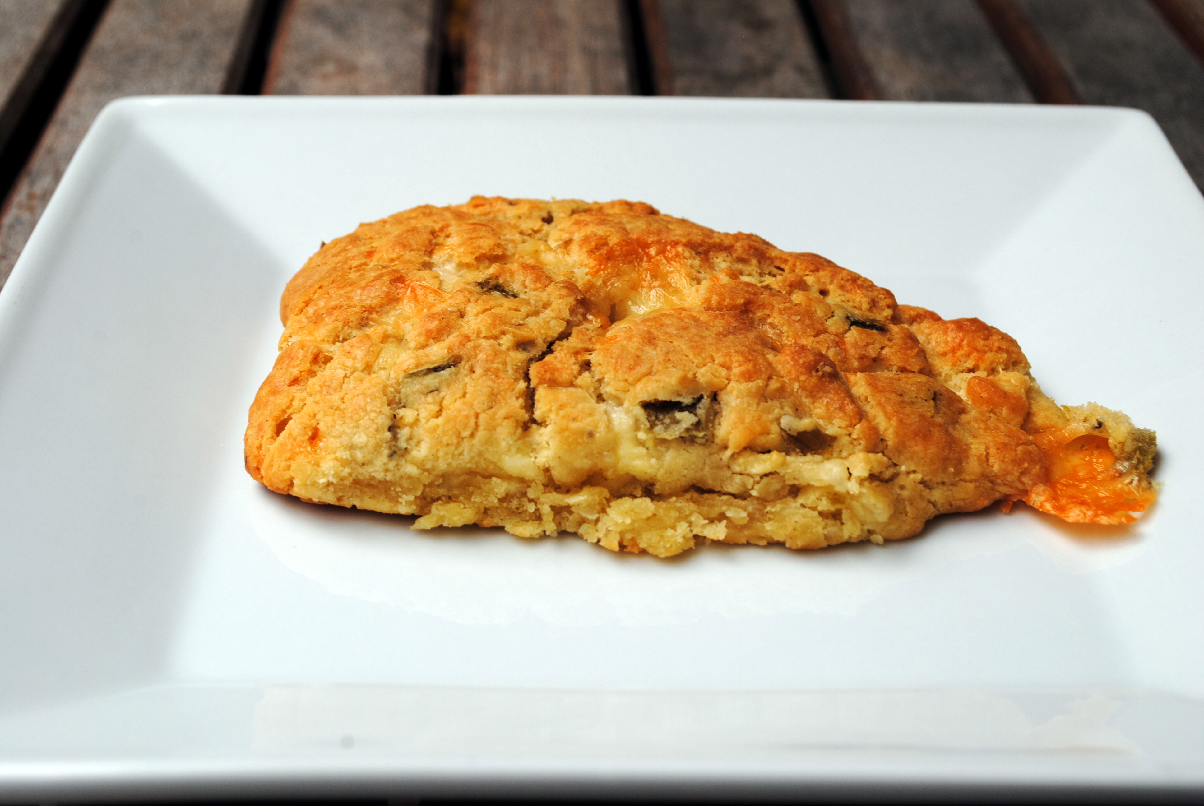 Gluten Free Jalapeño Cheddar Scones | Clare Cooks!