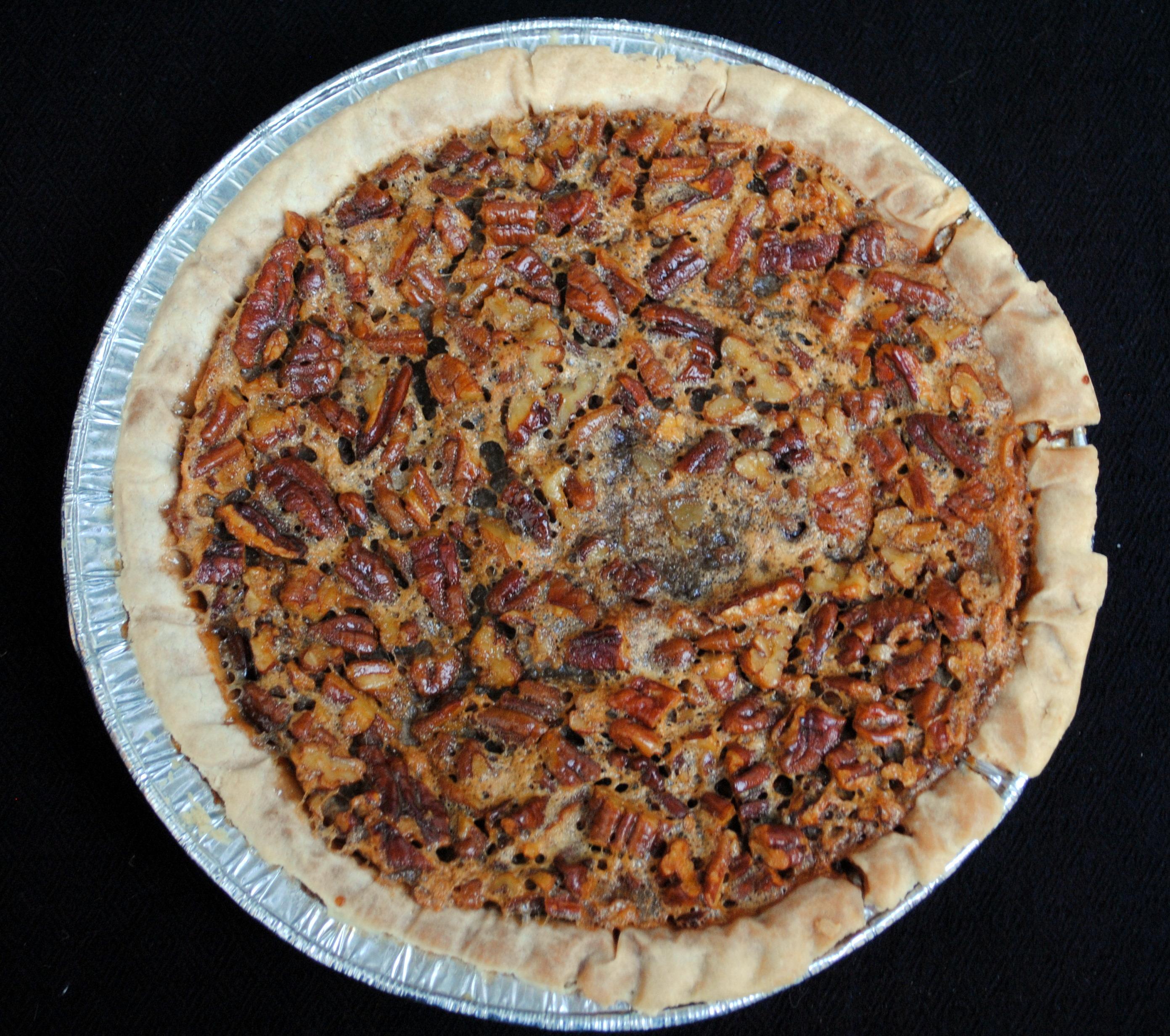 Gluten Free Chocolate Bourbon Pecan Pie | Clare Cooks!